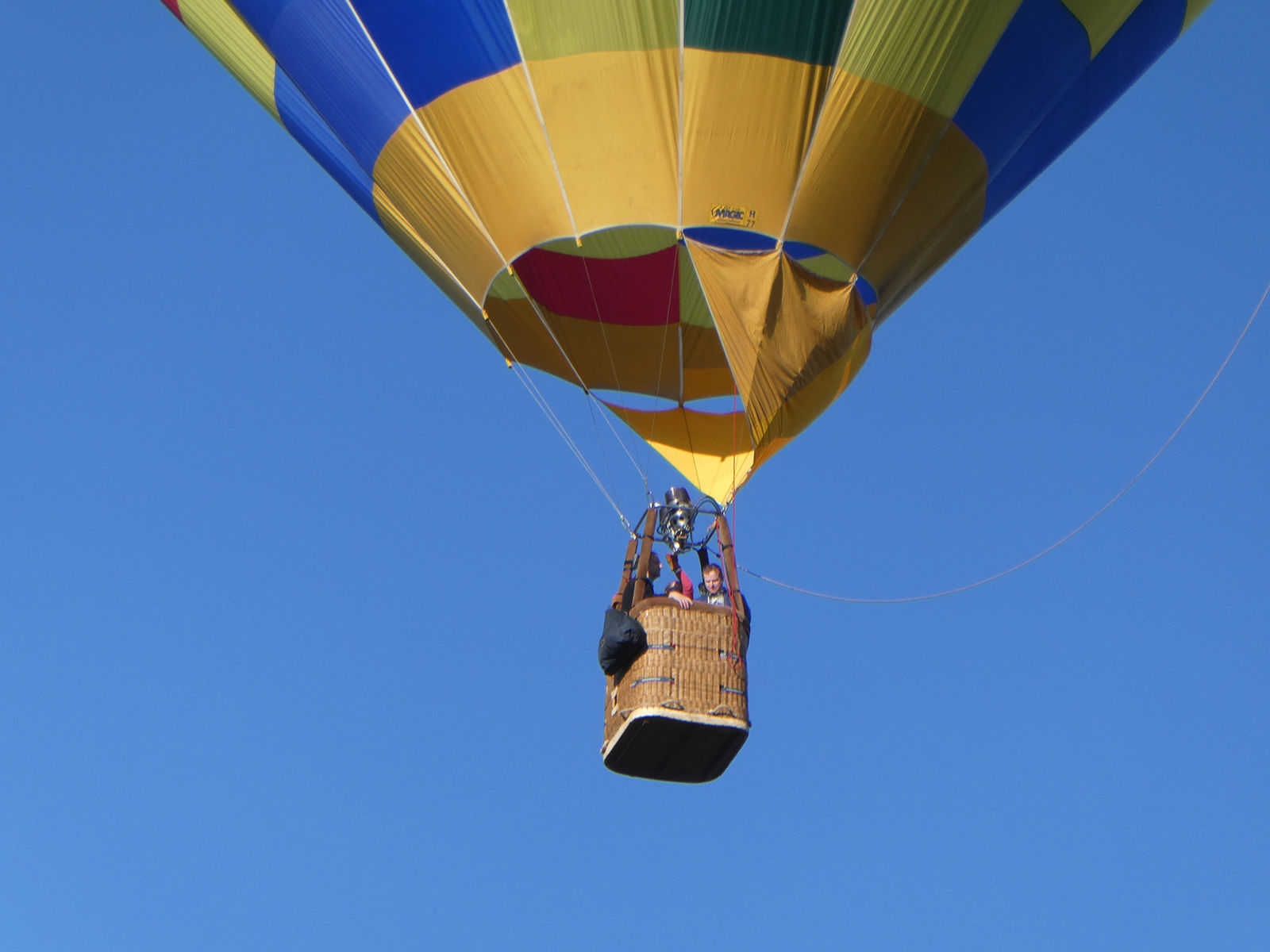 Up Up and Away