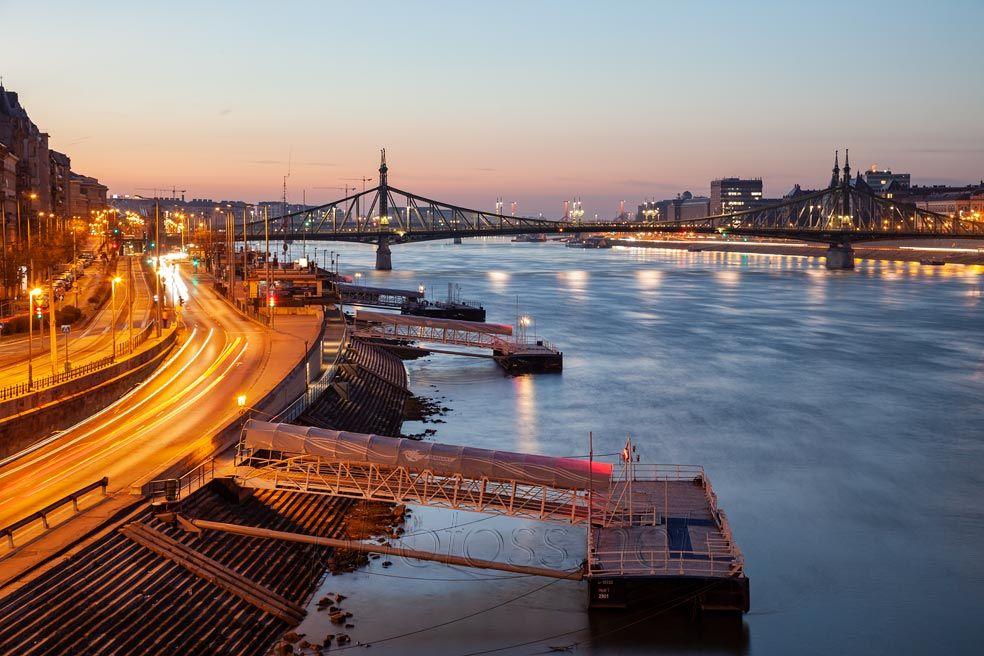 Danube Dawn