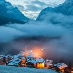 Dolomite Dawn