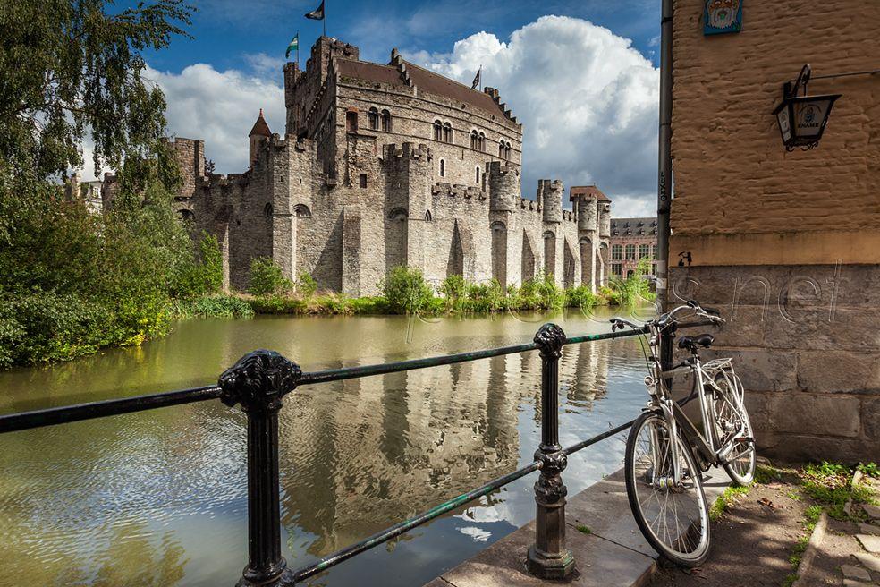 Gravensteen in Ghent