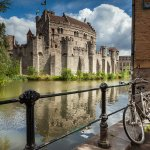 Gravensteen in Ghent
