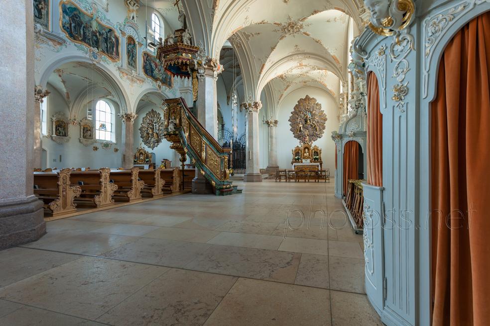Mariastein Monastery