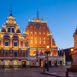 Blackheads House in Riga