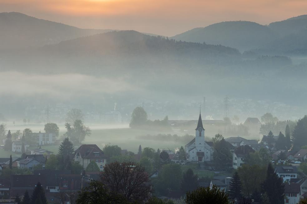Dawn in Baselland
