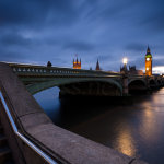 Dusk at Westminster