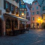 Dawn in Colmar