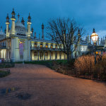 Evening at Royal Pavilion