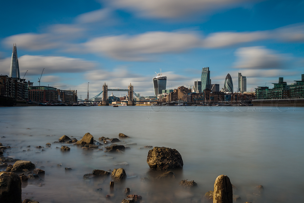 London across the Thames
