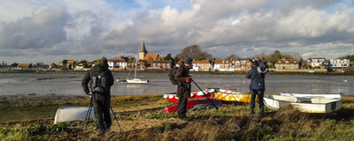 Landscape photography workshop Bosham in West Sussex
