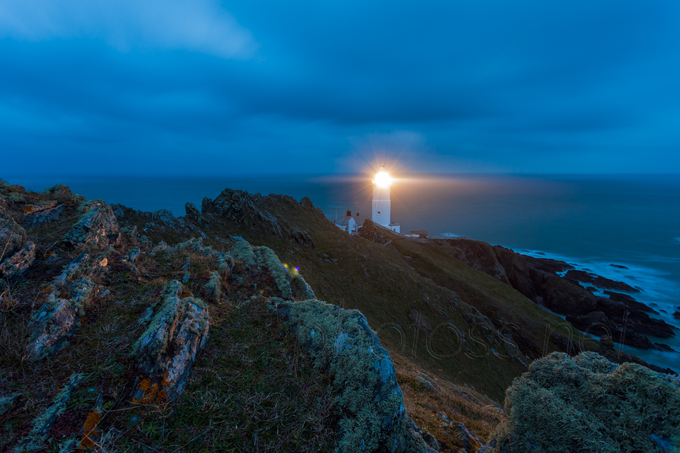 Before dawn at Start Point