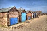 Beach Huts, Studland