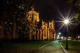 Lamplit Cathedral