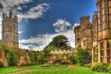Thornbury Castle & Church
