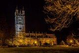 Thornbury Church Dark