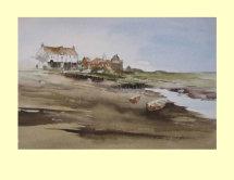 228 Norfolk - Marsh & Mud. 53 x 35cm £530