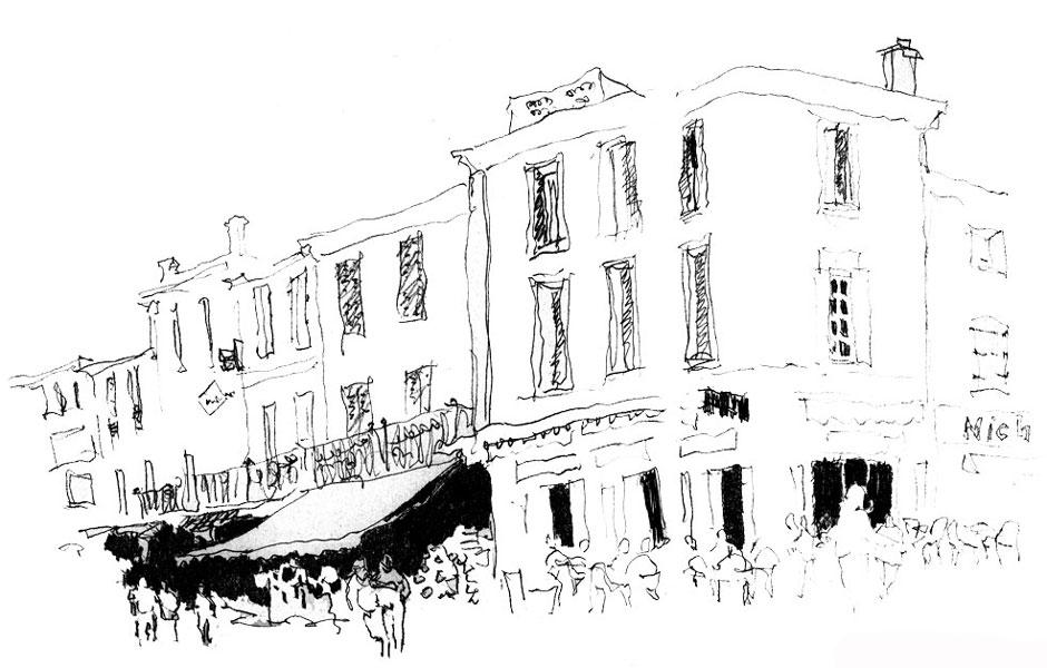 Aigues Morte. Sketchbook 60 [34]