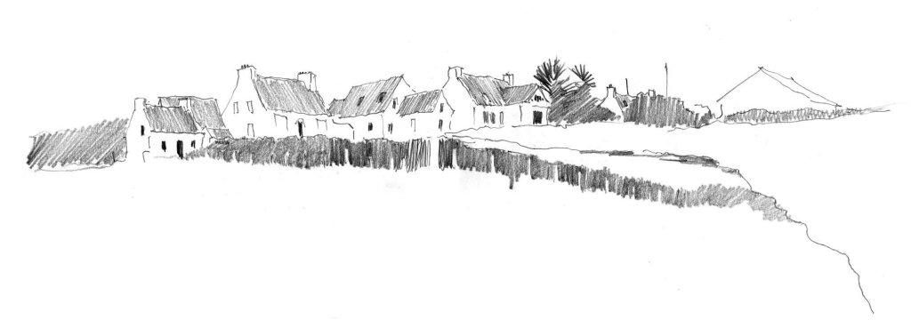 Raguénez, Brittany. Sketchbook 82 [48]