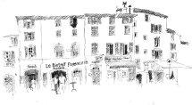 Fayence, France. Sketchbook 83 [38]