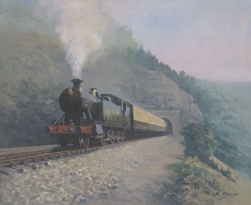 The Vale of Neath Railway