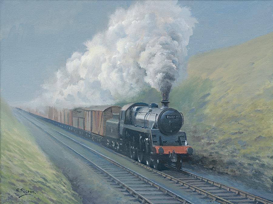 British Railways Freight Train