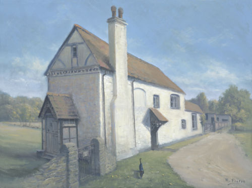 The Moors, Elstead