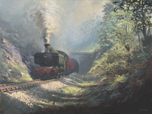 The Merthyr Tunnel