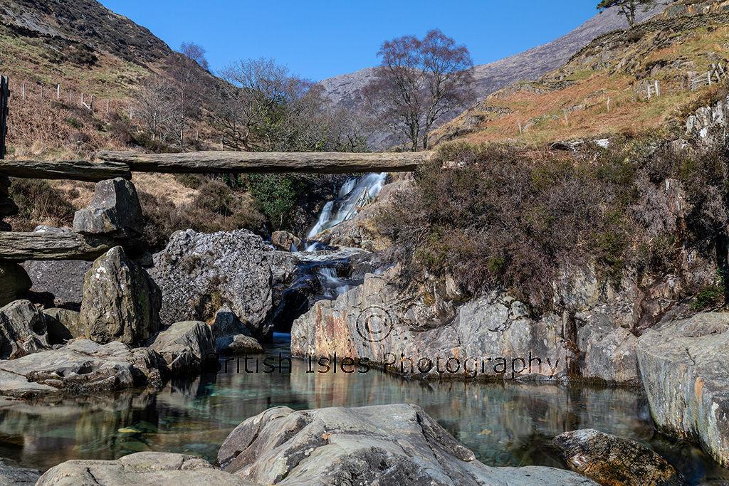 Watkin Path, Snowdonia