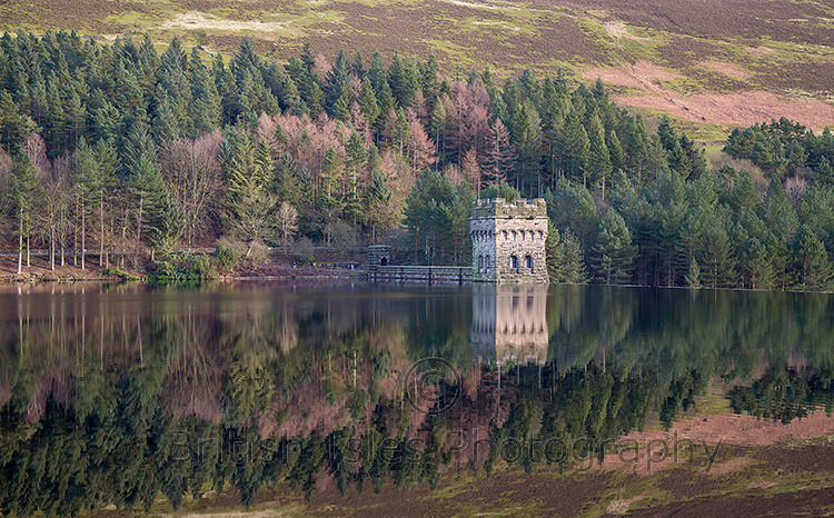 Reflections on Derwent Reservoir