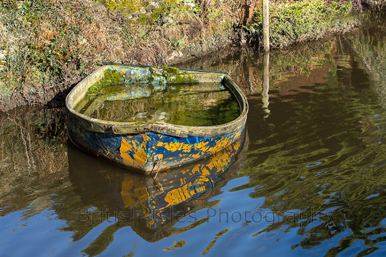 BOAT WITH A COLOURFUL PAST