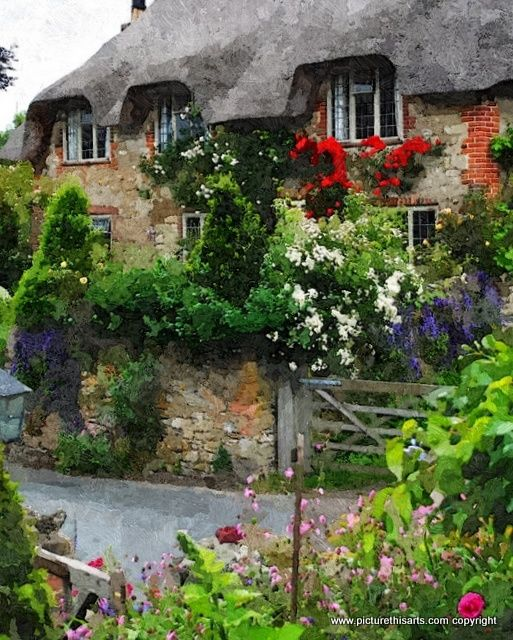 No 2. Thatched cottage Lane