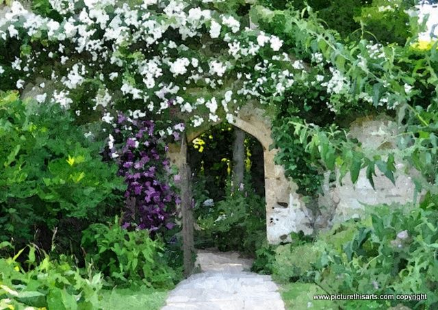 No 14. The Secret Garden.