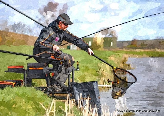 No 29, Competitive fishing.