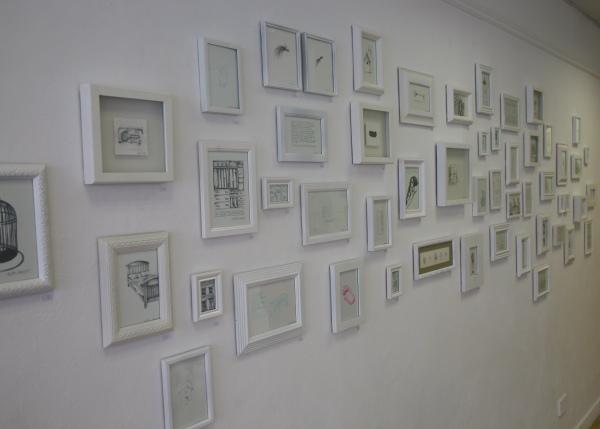 Signal Art Gallery, Bray, Ireland.