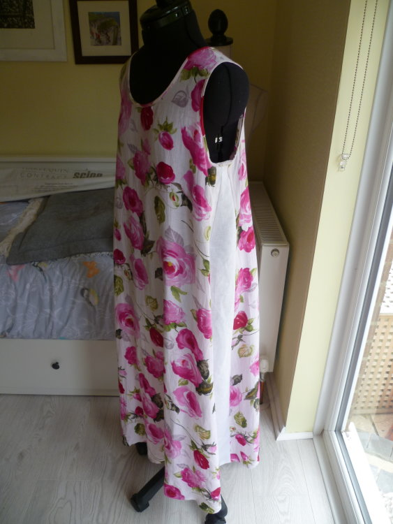 Finished alteration