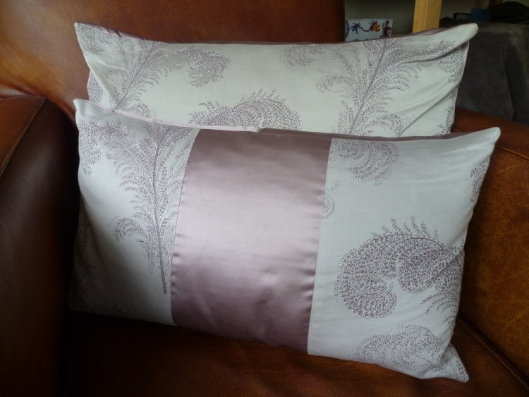 Cushions - 'Feathers'