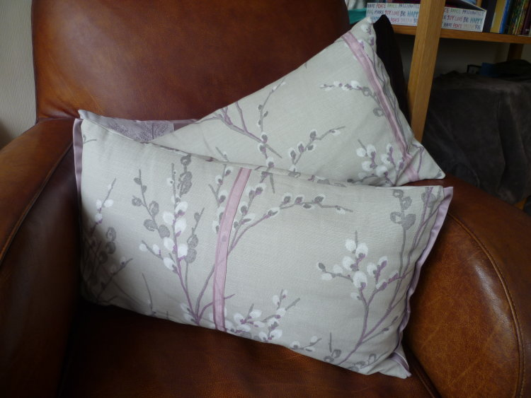 Cushions - 'Willow'