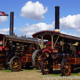 Two Showman's Engines 171221