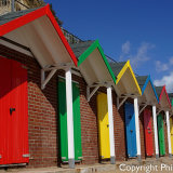 172350 Swanage Beach Huts
