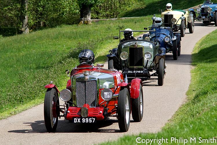 186603 Vintage Sports Cars