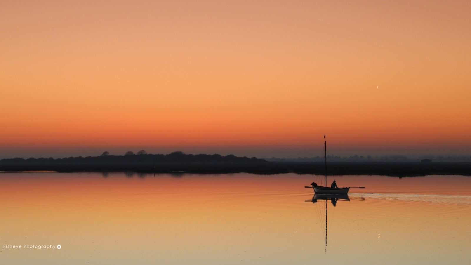Mersea Sunset