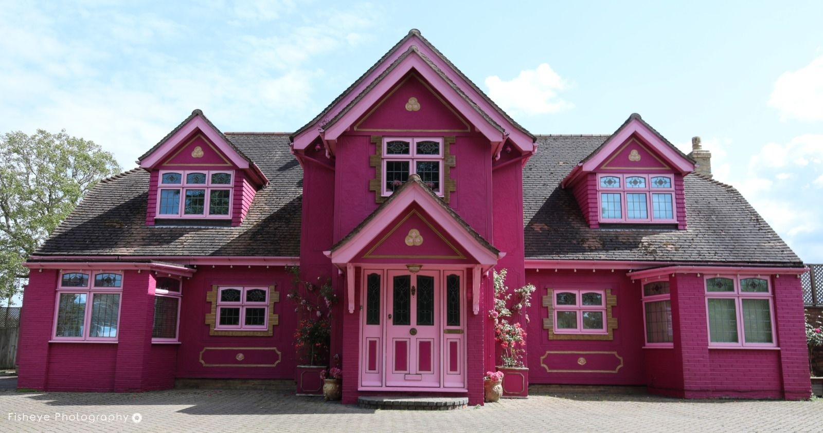 Barbie's House