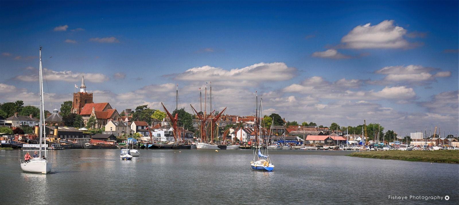 The Hythe Quay