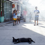 Siesta with smoke, Bicutan