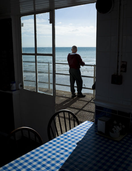 Cafe by the sea, Worthing