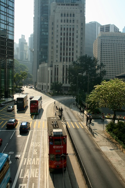 Connaught Road, Hong Kong