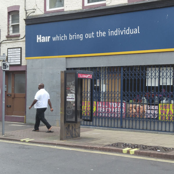 Hairstyle, Peckham