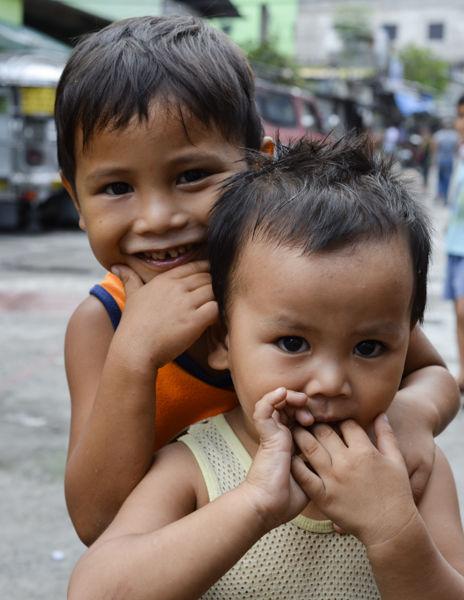 Young brothers, Bicutan