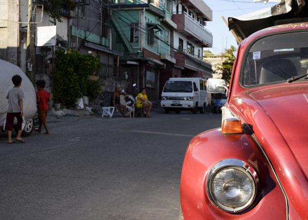 Backstreet beetle, Bicutan