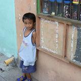 Streetwise kid, Manila