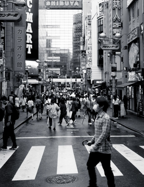 Shoppers, Shibuya
